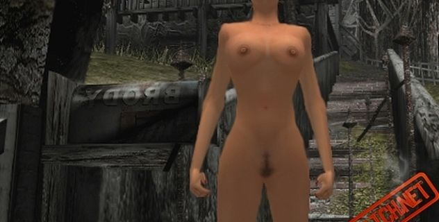 Nude Blair Witch uncensor