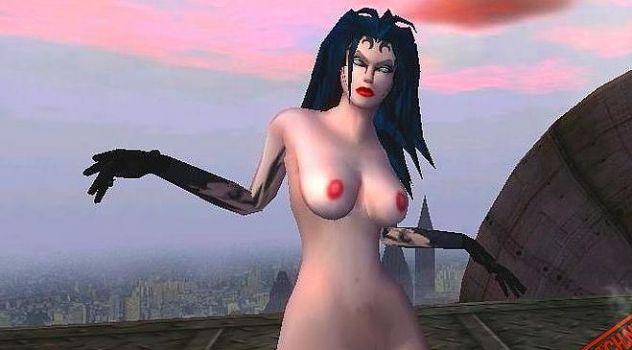 Ferril Nude Skin ver2