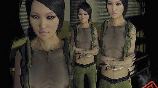 Crysis nude Caroline Chang
