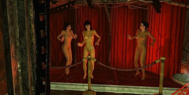 Exotic Dancer Mod Fallout 3