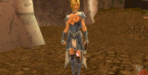 Vergils Nude Guild Wars