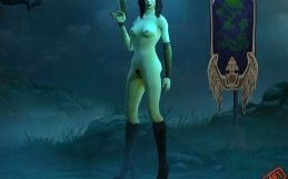 Diablo 3 nude patch Demon Hunter 5 in 1