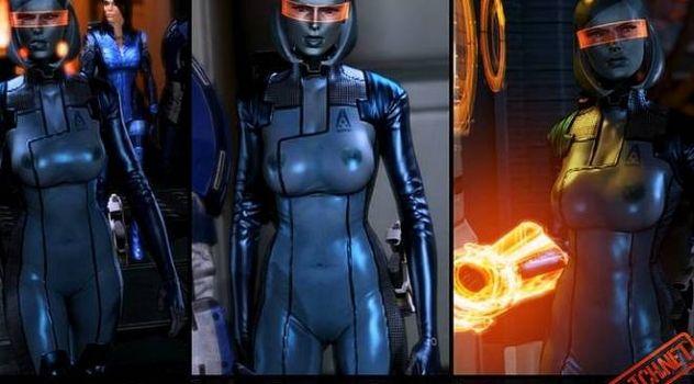 EDI's Naughty Suit – MassEffect3 nude hack