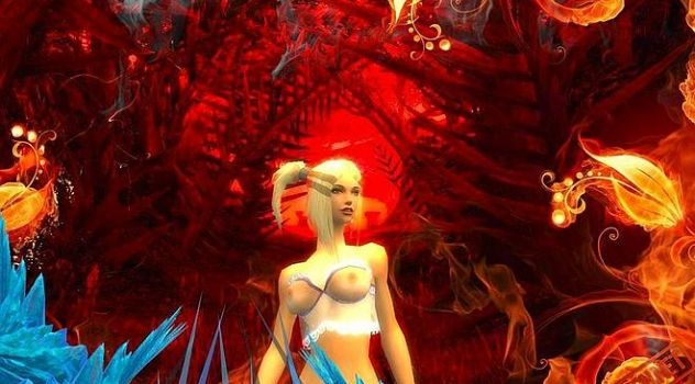 Guild Wars Ele Topless patch