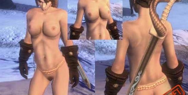 Fable 3 nude mod