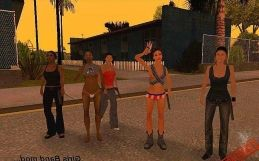 GTA San Andreas Nude Patch