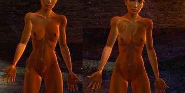 Half life 2 nude skins