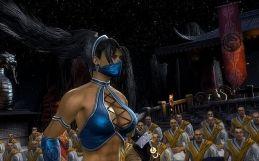 Mortal Kombat Komplete Edition – Kitana nude skins