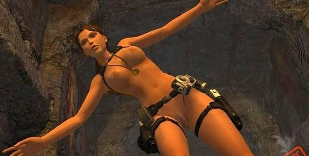 Nude raider