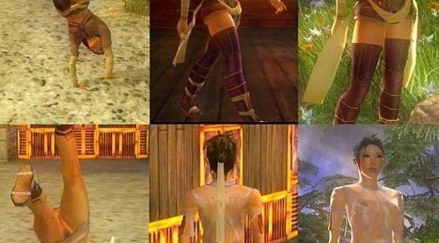 Jade Empire nude patch