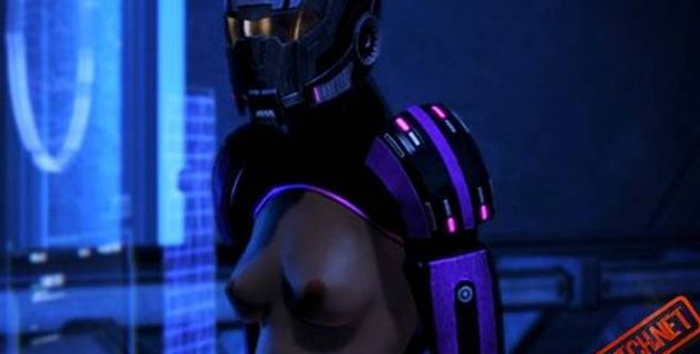 Mass Effect 3 nude mod – Jane Shepard