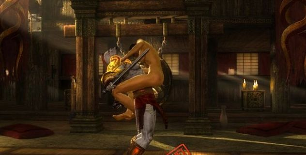 Mortal Kombat 9 nude mods for PlayStation 3