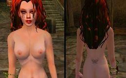 Nude mod elder 3 morrowind
