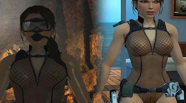 TRU nude patch