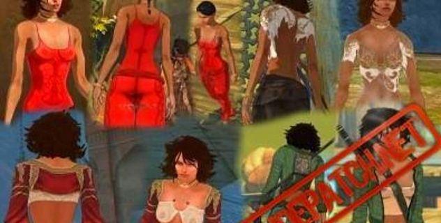 Elika nude skins