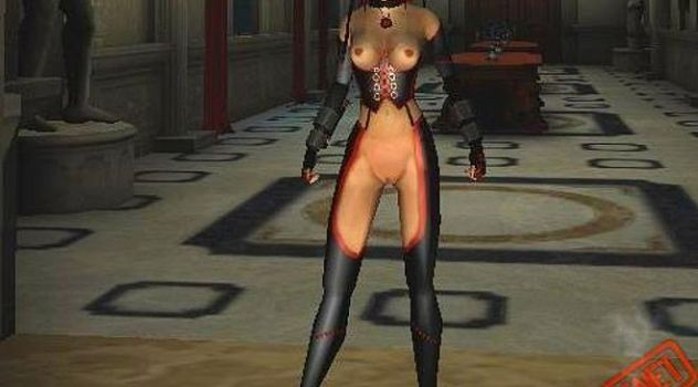 Bloodrayne 2 nude patch