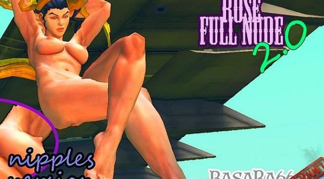SSFIV Rose nude mod