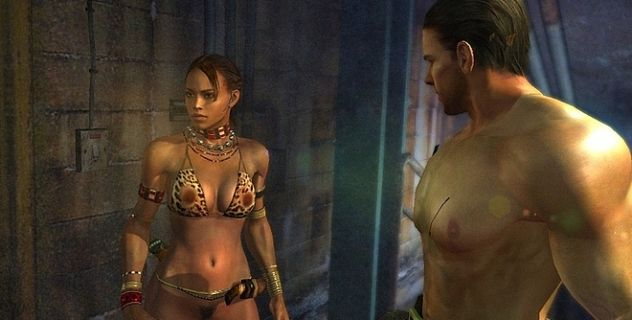 Resident evil 5 nude patch