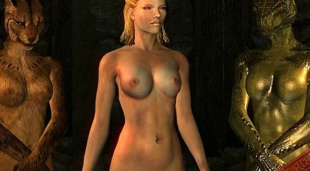 nude mod blade Sonya