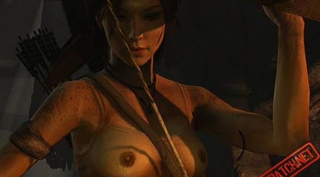 Tomb Raider 2013 – Lara Nude Raider