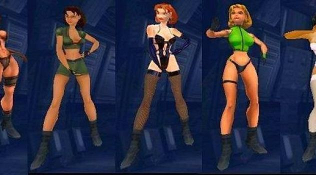 Unreal tournament 2003 nude patch