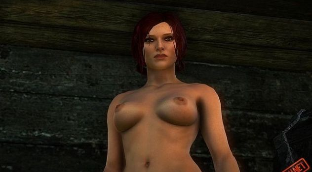 Witcher 2 nude patch Triss