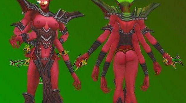Nude mod Doomwhisperers Shivans