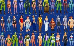 Clothing nude patch for WOW