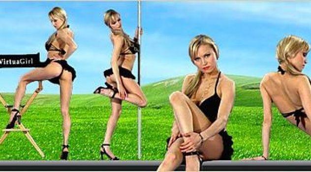Ellen  Skirts, Virtual Girl