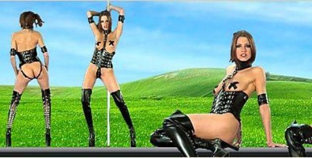 Eufrat  Leather, Virtual Girl