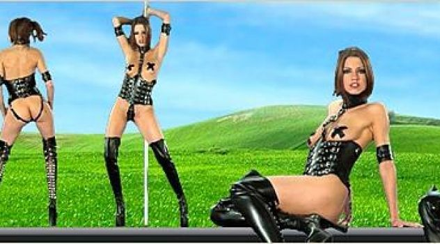 Eufrat  Leather, Virtual Girl