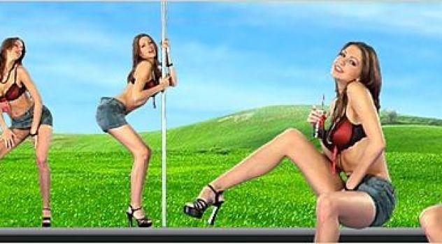 Eufrat  Skirts, Virtual Girl