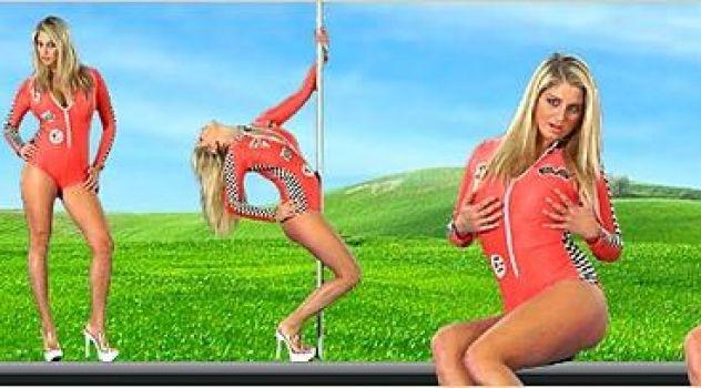 Jenny McClain  Desktop Nude Patch, Big Boobs