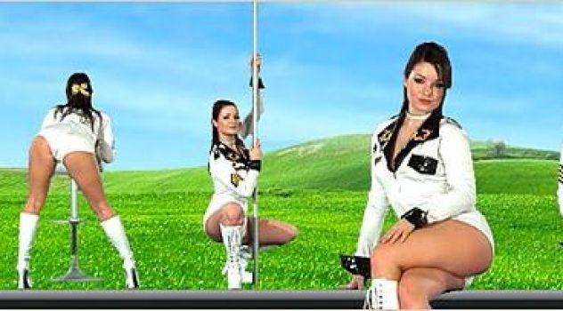 Tereza  Army, Virtual Girl