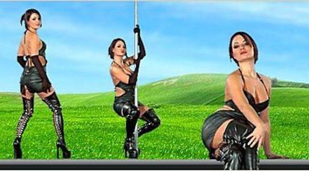 Tereza  Leather, Virtual Girl