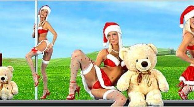 Natali Blond Stockings,  Skirts, Virtual Girl