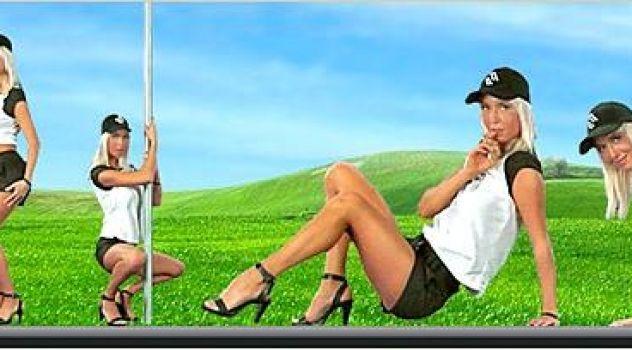 Natali Blond  Virtual Girl