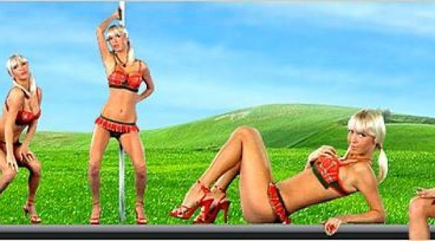 Natali Blond  Desktop Nude Patch, Big Boobs
