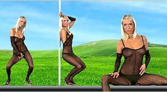Natali Blond Lingerie, Desktop Nude Patch, Big Boobs