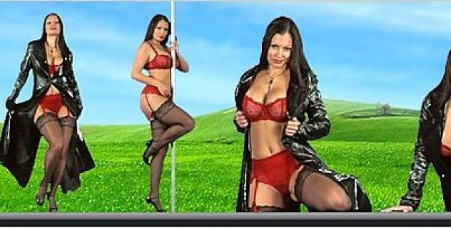 Aria Giovanni Stockings,  Big Boobs, Porn Star