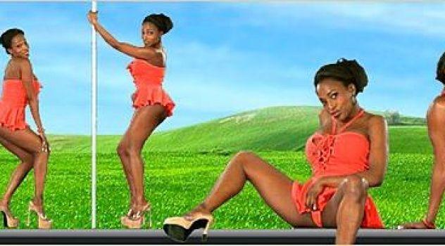 Felina Ebony  Desktop Nude Patch, Big Boobs, Tatoos