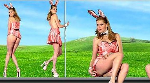 Kathy Moore  Bunny, Virtual Girl